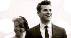 Steve Jones and Phylicia Jackson wedding