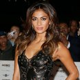 Nicole Scherzinger arriving at the Mobo Awards 201