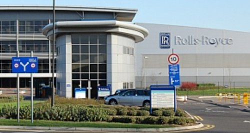 Rolls Royce Patchway Bristol