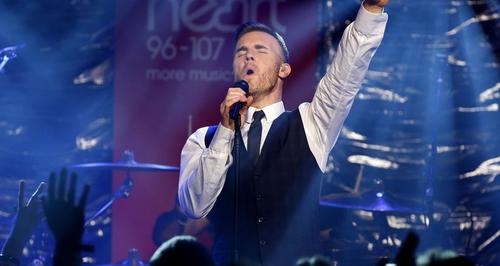 Gary Barlow Love Music Live