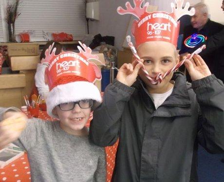 Heart Angels: Swindon Panto (Tuesday 9th December)