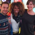 JK and Lucy chat to Fleur East