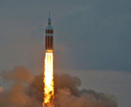 …and it won't be its last! - NASA's Orion Spacecraft ...
