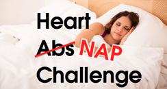 Heart nap challenge
