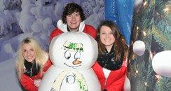 Snow Globe Freeport braintree (December 2014)