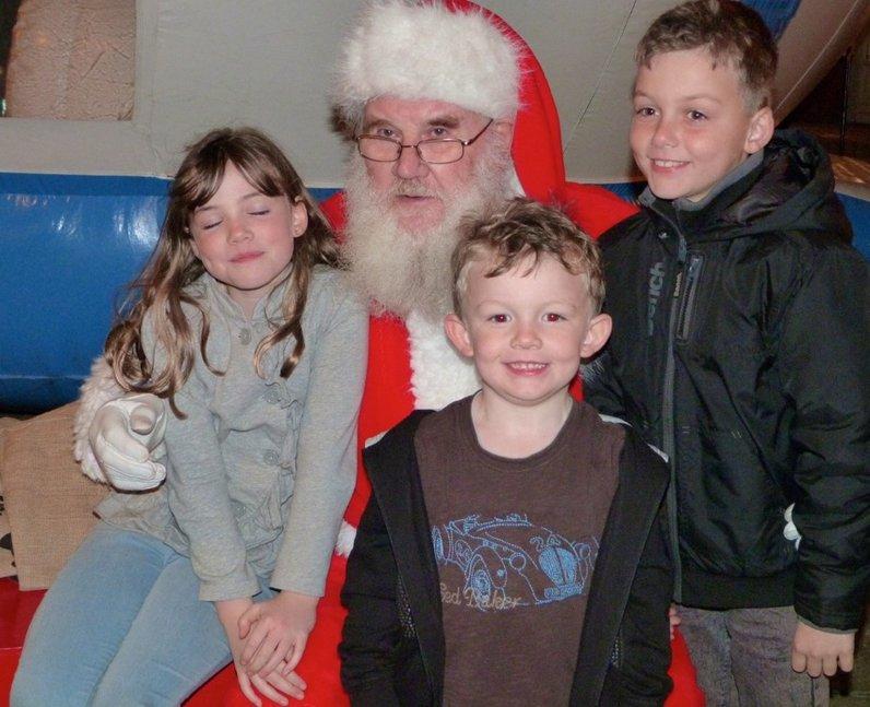 Snow Globe Freeport Braintree Part Four (December