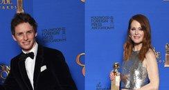 Golden Globes 2015 Winners Canvas