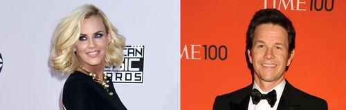Jenny McCarthy and Mark Wahlberg