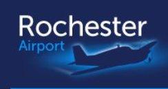 Rochester airport logo