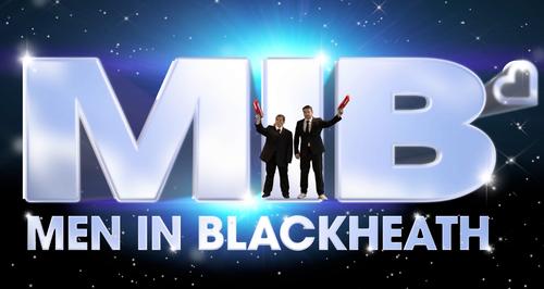 Men In Blackheath Logo