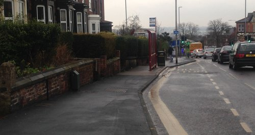 Beeston Road Bus Stop