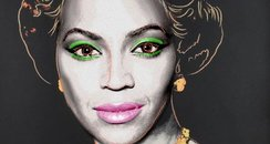 Beyonce As Classic Art