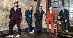 Spandau press shot