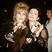 18. Joanna Lumley and Jennifer Saunders, 1993