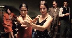 Frida dancing