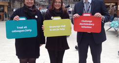 Mental Health See Me Scotland Campaign Launch