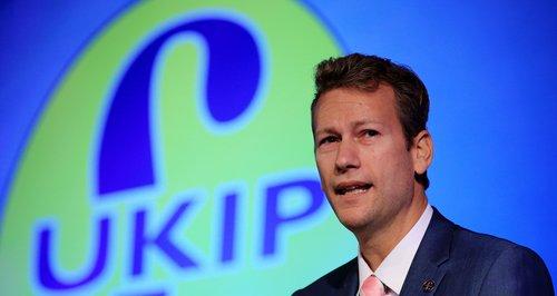 Wales UKIP Leader Nathan Gill