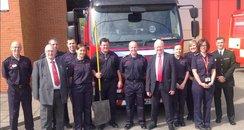 Caerphilly Fire Crew
