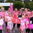 Heart Angels: Falmouth Race For Life 2015 - Finish