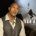 Dwayne The Rock Johnson - San Andreas