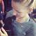 13. Ellie Goulding cuddles up to a cutie!
