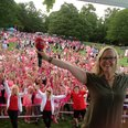 Crawley Race For Life 17th June 2015