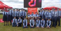 Great day at RAF Cosford Air Show!
