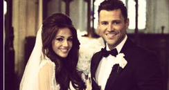 Mark Wright and Michelle Keegan wedding day