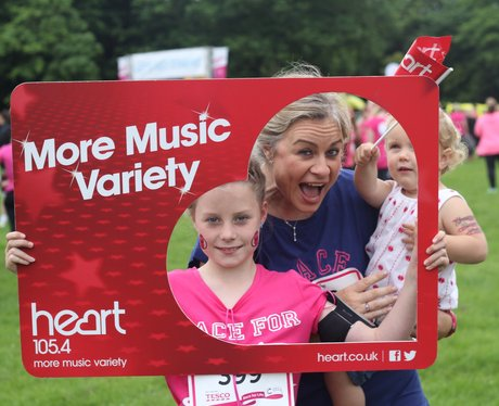 Race For Life Birkenhead 2015
