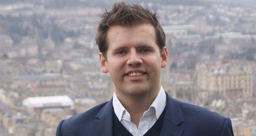 Ben Howlett MP for Bath
