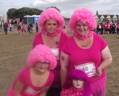 Heart Angels: WSM Race for Life 8th July 2015