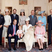 7. Kensington Palace's Twitter account posts a family photo after Princess Charlotte's christening.