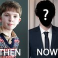 Freddie Highmore then and now