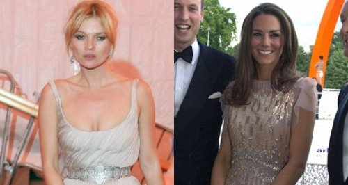 Kate Middleton or Kate Moss?