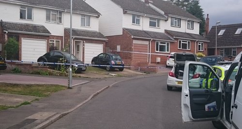 Stansted double murder