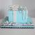 4. Tiffany & Co. box cake.