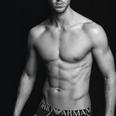 Calvin Harris Armani 2015