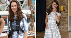 Kate Middleton's favourite high street brands canv