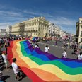 The Parade At Brighton Pride 2015