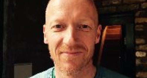 Robert Makgill, 45, from Bruton