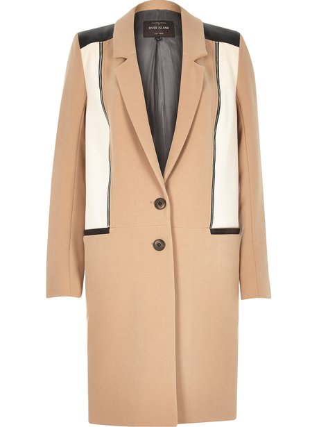 River Island autumn coat
