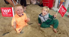 Centre:mk Summer Beach - 25th August 2015