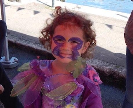 Heart Angels: Dartmouth Regatta - 27.08.15