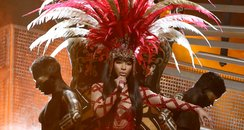 Nicki Minaj at the VMAs 2015