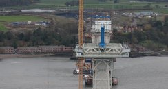 Construction continues on new forth crossing