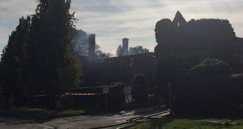 Bishop's Stortford College Fire 1