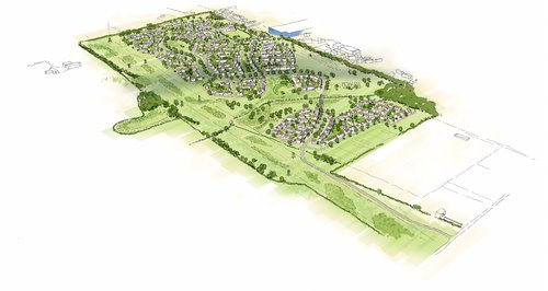 New Rayleigh Homes Plan