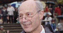 Former Bishop, Peter Ball in 1992