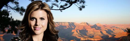 Grand Canyon Trek Zoe Hardman