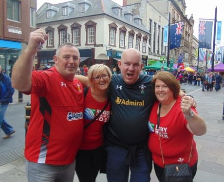 We Heart Wales: Wales v Australia RWC 2015